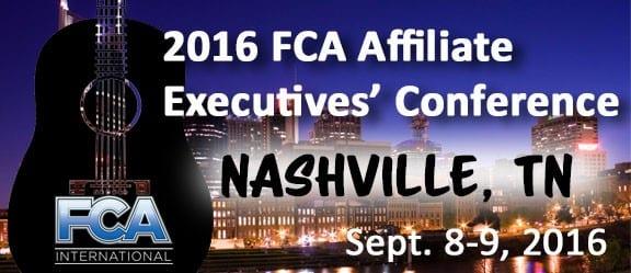 FCA Executives Conference