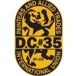 Logo DC35 IUPAT Logo 2C